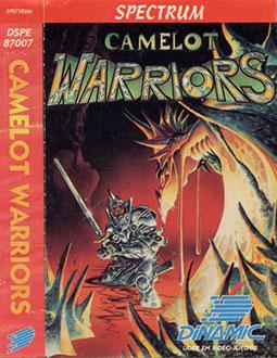Juego online Camelot Warriors (Spectrum)