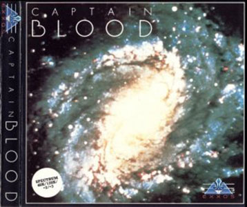 Juego online Captain Blood (Spectrum)