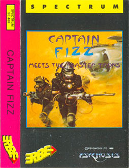 Portada de la descarga de Captain Fizz