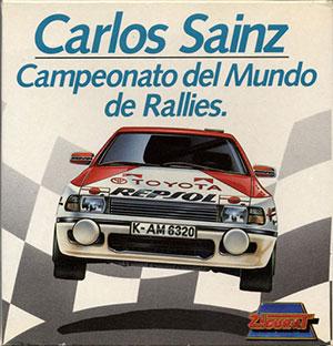 Juego online Carlos Sainz (Spectrum)