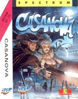 Carátula del juego Casanova (Spectrum)