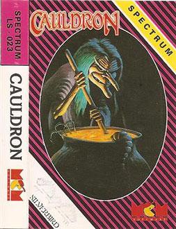 Juego online Cauldron (Spectrum)