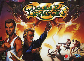 Juego online Double Dragon (Spectrum)