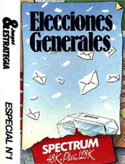 Juego online Elecciones Generales (Spectrum)