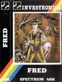 Carátula del juego Fred (Spectrum)