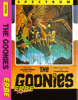 Juego online The Goonies (Spectrum)