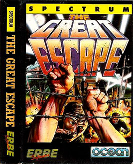 Juego online The Great Escape (Spectrum)