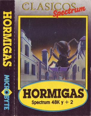 Juego online Hormigas (Spectrum)