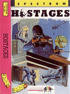 Juego online Hostages (Spectrum)