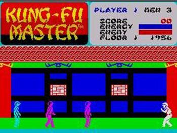 kung fu master online