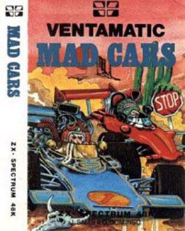 Juego online Mad Cars (Spectrum)