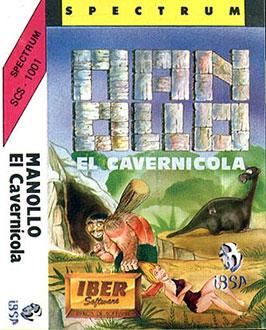 Juego online Manollo: El Cavernicola (Spectrum)