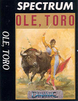 Juego online Ole, Toro (Spectrum)