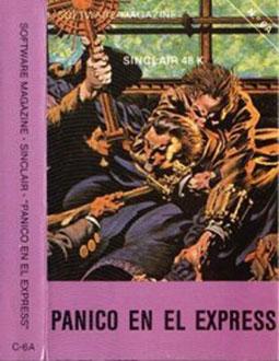 Juego online Panico En El Express (Spectrum)