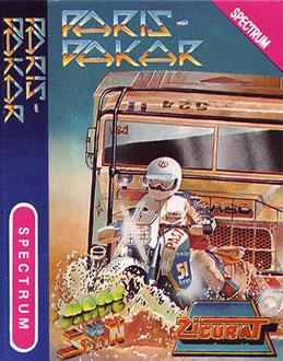 Juego online Paris Dakar (Spectrum)