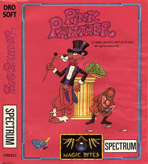Juego online Pink Panther (Spectrum)