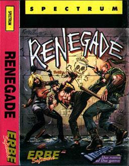 Juego online Renegade (Spectrum)