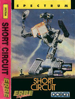 Portada de la descarga de Short Circuit