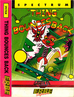 Juego online Thing Bounces Back (Spectrum)
