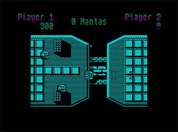 Pantallazo del juego online Uridium (Spectrum)