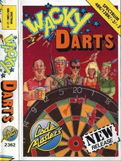 Juego online Wacky Darts (Spectrum)