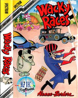 Juego online Wacky Races (Spectrum)