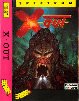 Juego online X-Out (Spectrum)