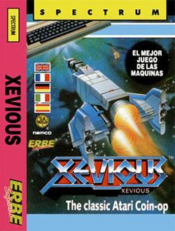 Juego online Xevious (Spectrum)