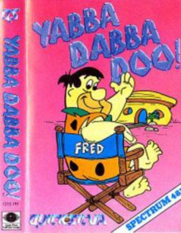 Juego online Yabba Dabba Doo! (Spectrum)
