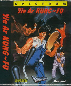 Juego online Yie Ar Kung Fu (Spectrum)