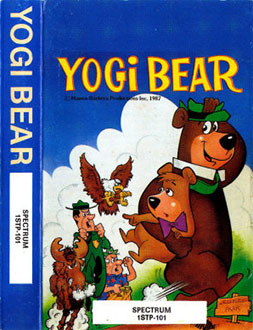 Juego online Yogi Bear (Spectrum)