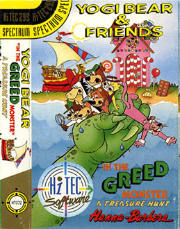 Juego online Yogi Bear and Friends in the Greed Monster