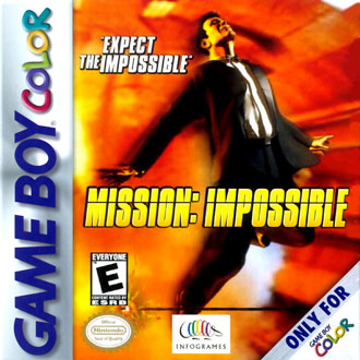 Juego online Mission: Impossible (GBC)