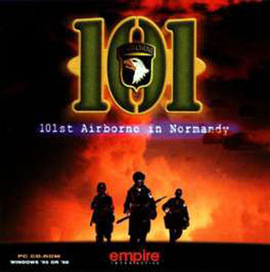 Portada de la descarga de 101 The 101st Airborne in Normandy