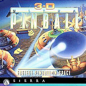 Portada de la descarga de 3D Ultra Pinball: Fastest Pinball in Space