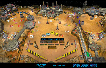 Imagen de la descarga de 3D Ultra Pinball: Fastest Pinball in Space