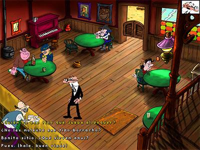 Imagen de la descarga de Mortadelo y Filemón: Dos Vaqueros Chapuceros (Una Aventura de Cine)