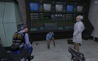 Imagen de la descarga de Half-Life: Blue Shift