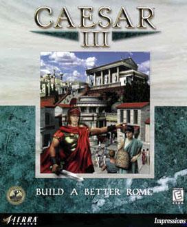 Portada de la descarga de Caesar III
