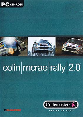 Portada de la descarga de Colin McRae Rally 2.0