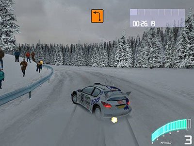 Imagen de la descarga de Colin McRae Rally 2.0