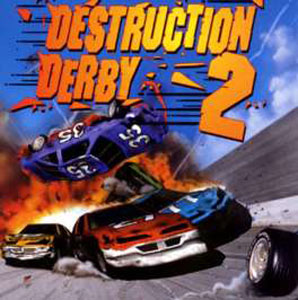 Portada de la descarga de Destruction Derby 2