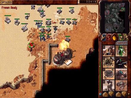 Descargar Dune 2000 Juego Portable Y Gratuito