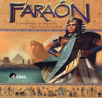 Portada de la descarga de Faraon