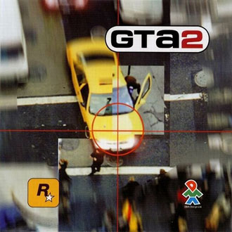 Portada de la descarga de Grand Theft Auto 2