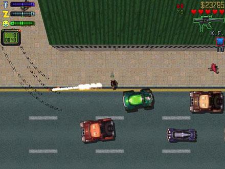 Imagen de la descarga de Grand Theft Auto 2