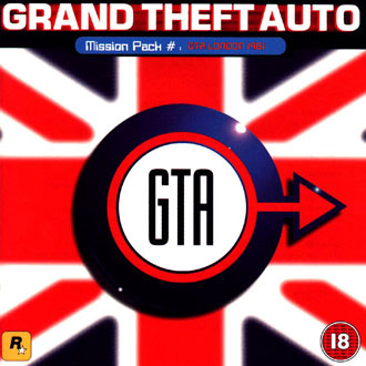 Carátula del juego Grand Theft Auto London 1961 (PC)