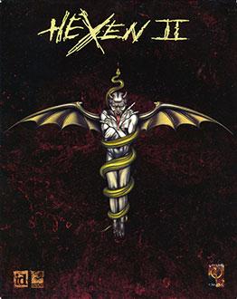 Portada de la descarga de Hexen II