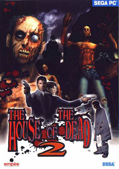 Portada de la descarga de The House of the Dead 2