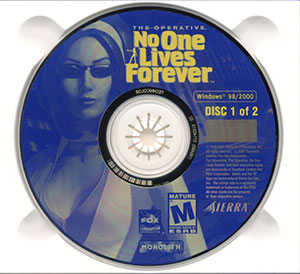 Imagen de icono del Black Box The Operative: No One Lives Forever – Game of the Year Edition